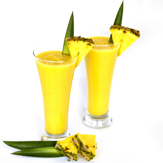 Pineapple Infused Water To Detox Your Body